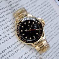 Wholesale Bronze Design - Famous design Fashion Men Big Watch Gold silver Stainless steel High Quality Male Quartz watches Man Wristwatch wholesale