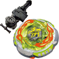 Wholesale Beyblade Metal Fight Launcher - 1PCS 4D Beyblade Metal Fight Rock Giraffe (Zurafa) R145WB Metal Masters BB78 Beyblade +L-R Starter Launcher + Hand Grip