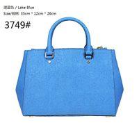 Wholesale Designer Tie Set - Fashion Women M Bags Handbags PU Leather Famous K M Korse Jet Set Travel Saffiano Famous Brand Designer Tote Lady MICHAEL Female G Bag mk22