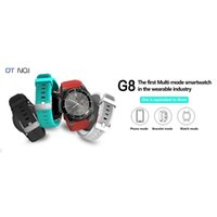 Wholesale smartphone heart monitor - 2017 No.1 G8 Smart Watch Phone MTK2502 Bluetooth 4.0 SIM Card Smartwatch Call Message Reminder Heart Rate Monitor For Android IOS Smartphone