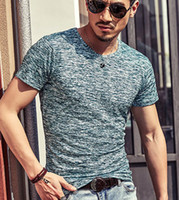 Wholesale Browning Tee Shirts Hunting - Summer Outdoors Hunting Camouflage T-shirt Men Breathable Cotton Printed Tops T Shirts Quick Dry Sport Camo Loose Tees