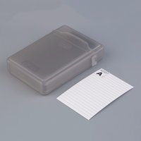 Wholesale In Stock Plastic Full Case Protector Storage Box Case For Hard Drive IDE SATA Newest