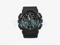 Wholesale top led gifts - 1pcs New top relogio G100 men's sports watches, LED chronograph wristwatch military watch digital watch, good gift for, dropshipping