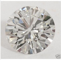 Wholesale 4 ct GIA D color internally flawless clarity round loose natural diamond ring