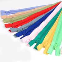 Wholesale Wholesale Sewing Notions - Sewing Notions,8 number nylon zipper, single open zipper, clothing accessories, can be used for clothing, quilt, pillow, backpack, etc. no4