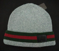 Wholesale designed beanies - Wholesale-New Autumn Winter Unisex wool hat fashion casual brand skullies & Beanies hats For Men women Striped design gorro cap Free Shippin