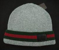Wholesale silk twill branded - Wholesale-New Autumn Winter Unisex wool hat fashion casual brand skullies & Beanies hats For Men women Striped design gorro cap Free Shippin
