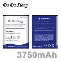 Wholesale Lg Optimus G2 - Da Da Xiong 3750mAh BL-54SH Battery for LG Optimus G3 mini G2 D725 D722 D728 D729 F300 L80 F7 F260 D373 US780 P698 F320 g3s mini