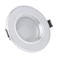 Wholesale Dimmable Led Spot Ceiling - Dimmable LED Ceiling Light 3W 5W 7W 9W 12W Warm White Cold White Recessed LED Lamp Spot Light AC220V AC110V