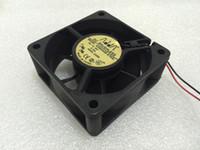 Wholesale aluminum copper connectors for sale - ADDA AD0624HS A70GL DC V A wire pin connector mm X60X25mm Server Square fan