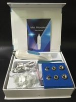 Wholesale diamond high frequency - Diamond Dermabrasion Microdermabrasion Wrinkle Remove Anti Aging Beauty Machine(a)
