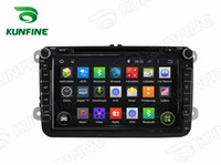 Wholesale Rear Seat Dvd Player - Octa Core 2GB RAM Android 6.0 Car DVD GPS Navigation Multimedia Player Car Stereo for VW Jetta Seat CC Polo Golf Golf 5 Golf 6 2006-2012