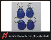 Wholesale card access - Wholesale- Free shipping 100Pcs lot 125Khz EM4305 Read and Rewrite Token Tag Keyfobs Access Control card