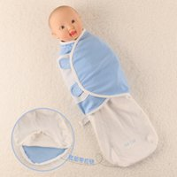 Wholesale 2017 Hot Sale newborn baby sleeping bags as envelope for baby cocoon wrap swaddling