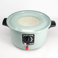 Wholesale Adjustable Regulator - Wholesale- 500ml 300W Lab Electric Heating Mantle With Thermal Regulator Adjustable Equip