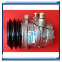Wholesale Auto Air Condition Compressor - High quality auto air conditioning compressor TM08 2pk