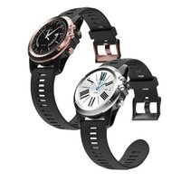 Wholesale Barometer Compass Watch - H1 android watch smart mobile phone with SIM card heart rate camera GPS Wifi pedometer compass barometer altimeter thermometer bluetooth