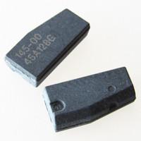 Wholesale transponder chip lexus - New car key chip 4D67 Carbon transponder chip for Lexus and Toyota car key 20pcs lot