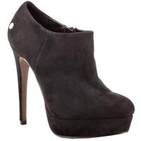 Wholesale womens dress shoes evening resale online - Kolnoo Womens Fashion Evening cm Stiletto Heels Platforms Formal Heeled Ankle Boots Party Dress Shoes Black XD283
