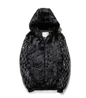 Wholesale Leather Coat Hood Men - Winter men clothing fur coat male slim leather jacket hood fur pu leather clothing male jacket