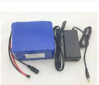 Wholesale Electric Bicycle Battery 24v - New 6S5P 24V 10Ah 18650 lithium battery pack 25.2v Electric Bicycle moped  electric lithium ion battery pack+25.2V2A charger