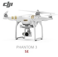 Wholesale Gps Control Rc - DJI Phantom 3 SE Drone With 4K HD Camera & Gimbal RC Helicopter Brand New P3 GPS System Drone