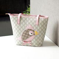 Wholesale Girls Handbag Princess - New Child Girls handbag princess single shoulder bag kids Cartoon printing Bags wholesale