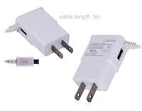 Wholesale Xiaomi V5 - EU US Plug 2A 2.4A USB Mobile Phone Cell Phone Travel Chargers USB Data Cable For Xiaomi Redmi 4,Redmi 4a,For Motorola Moto M,VIVO V5