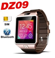 Wholesale Positions English - DZ09 Smart Watch Q18 GT08 A1 Z60 U8 Mobile Phone TF SIM Card Bluetooth Smart Wear Touch Watch Sleep Monitoring Camera Positioning Step Gauge