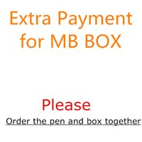 Wholesale Discount Shipping Cases - MT pen box discount price ( order the box and the pen in one order with the same shipping address )
