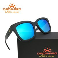 Wholesale Gentle Green - Wholesale-Dada-Pro Brand Designer Polarized V Korea Dreamer Sun Glasses Vintage Luxury Mass Gentle Men Sunglasses GM Gafas Oculos De Sol