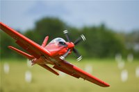 Wholesale Rc Model Airplane Scale - Wholesale- FMS 1100MM PC-21 Pilatus RC Airplane European Trainer PNP with Retracts 6S Durable EPO Scale Remote Control Model Plane