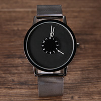 Wholesale Paidu Brand - Paidu Men Brand Watch Men Business Quartz Watches Simple Trend 4 Styles Mesh Band Wrist Watch Relojes Hombre 2016 Saat