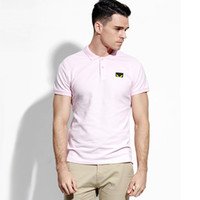 Wholesale World Famous Luxury Brand Summer Men Polo Shirt T Shirt Short Sleeves Monster Devil Eye Popularity Man Clothing Top and Tees