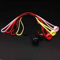 Wholesale Lanyards For E Cig Mods - Silicone Lanyard Vape Band O Rings Silicon Necklace Colorful for E cig Ego One iStick Pico iJust 2 19-25mm Mod Tank DHL Free