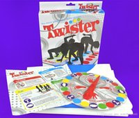 Wholesale Party Dance Games - 2017 Family Games Toys Twister Game Toy Party Family Games The Dance Game Toys wholesale F882