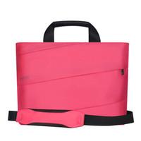 Wholesale Tablet Case Shoulder - Laptop Tote Bag, 15 Inch Women Shoulder Bag Nylon Briefcase Casual Handbag Laptop Case For 15 Inch Tablet   Ultra-book   Macbook