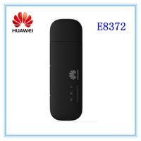 módem usb 4g lte huawei al por mayor-Envío libre Al por mayor-huawei desbloqueado E8372 150Mbps de módem inalámbrico 4G Wifi 4G LTE Wifi Dongle LTE módem