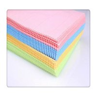 Wholesale laptop wipes - Microfiber Cleaning Clothes Washing Cloth gsm For LCD LED Tablet Phones Computer Laptop Glasses Lens Eyeglasses Wipes Dust Cleaners Polish
