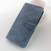 Wholesale slots cash - Flip Stand Wallet Leather Case For Coolpad Defiant 3632 metropcs For HTC Desire 555 530 550 630 With Photo Frame Cash Card Slots