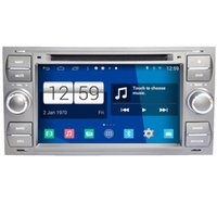 Wholesale Car Dvd Digital Panel - 7'' Winca S160 Android 4.4 Car DVD Radio Stereo Multimedia GPS Player For Old Focus Mondeo With Black Silver Panel
