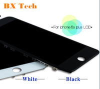 Wholesale A quality or inch LCD for iPhone s or plus Display Touch Screen Panels with full frame assembly