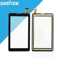 "Wholesale Mtk6577 Tablet Pc - Wholesale-New 7"" Tablet PC touch screen panel Digitizer M707101KD FM707101KC FM707101KE HS1275 LLT JX130829A Orro A960 MTK6577 MTK6527"