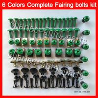 Wholesale Honda Cbr 929 Body Kit - Fairing bolts full screw kit For HONDA CBR929RR 00 01 CBR900RR CBR 929 RR 900RR CBR929 RR 2000 2001 Body Nuts screws nut bolt kit 13Colors
