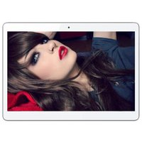 O mais barato Octa Core 10,1 polegadas Tablet PC RAM 4 GB ROM 64 GB Android 5.1 5.0MP Dual SIM Card Tablets Computer