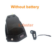 Wholesale Remote Skateboard - Wholesale- Electric Offroad Skateboard Controller Board And Remote Electric Longboard Battery Box 36V Belt Drive Crosscountry Board Parts