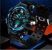 Wholesale Watches Led Kids - Fashion Sport Watch Kids Watches Boys Girls Clock Child LED Digital Electronic Wrist Watch for Boy Girl Gift