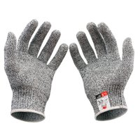 Wholesale Knives Gloves - Cut-resistant Anti-Knife Glove Chain Saw Safty Gloves Level 5 Protection Hunting Survival Gear Travel Tool Camping Size L XL