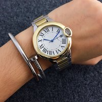 Wholesale brand watches roman numerals dial for sale - Group buy Fashion Brand women s Girl Roman numerals dial Stainless steel band Quartz wrist Watch CA01