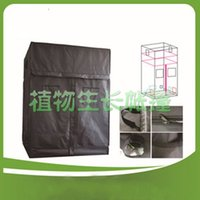 Wholesale 276ry Square Plant Grow Tent Indoor Grows Hydroponics System Tents Oil Proof Praetorium Garden Greenhouse Tabernacle Waterproof High Quality